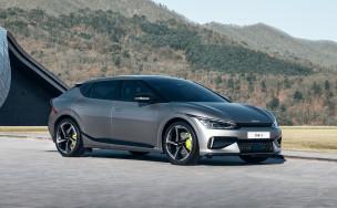 Корейский ответ Tesla: первый обзор 585-сильного кроссовера от Kia