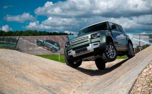 Он вернулся! Тест-драйв нового Land Rover Defender