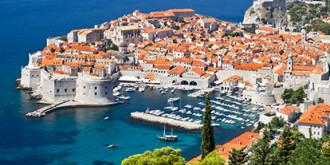 Старый город Дубровник, Хорватия