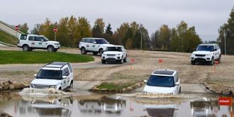 Фото: пресс-материалы Jaguar Land Rover Experience