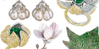 Фото: пресс-материалы Viren Bhagat, Forms Jewelry, Gimel, Edmond Chin & Etcetera, Гленн Спайро