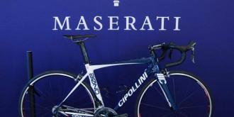 Фото: пресс-материалы Maserati Cipollini Bond