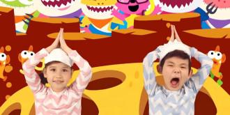 Фото:  Pinkfong! Kids' Songs & Stories / YouTube