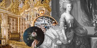 Фото: пресс-служба выставки «Marie Antoinette, a Queen in Versailles»