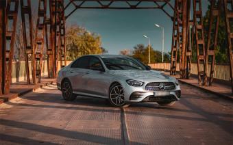 Новый Mercedes E-Class: чем российская сборка отличается от немецкой