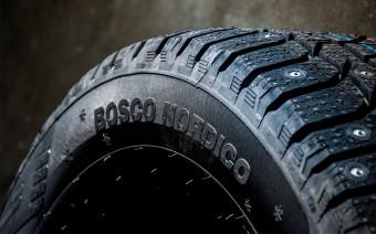 Эксперты Viatti: российские автомобилисты предпочитают шипованные шины