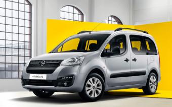 Opel представил новинку специально для России. 5 фактов о Combo Life