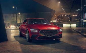 Genesis назвал российские цены на обновленный седан G70