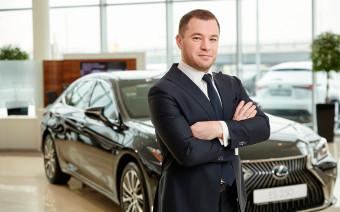 Глава Lexus в России: «Мы переосмыслили собственные бизнес-процессы»