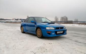 Impreza за 9 млн руб. Тест самой дорогой Subaru в истории