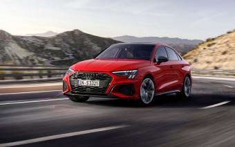 Audi показала 310-сильные версии нового A3
