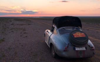 Кругосветки на Porsche: 5 историй о безумных путешествиях