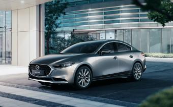 Mazda приостановила поставки «тройки» в Россию