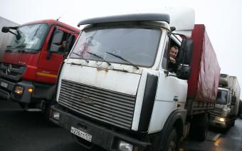 На частных грузовиках до конца осени должны появиться тахографы