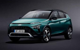 Hyundai представил бюджетный кроссовер Bayon