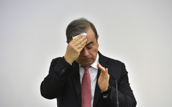 Карлоса Гона обвинили в переводе почти 1 млн долларов организатору побега