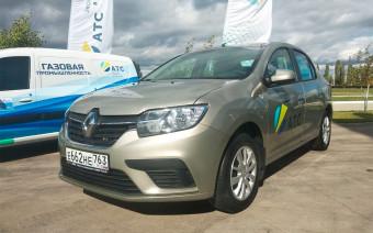 В России Renault Loganполучит версию на газу в ноябре