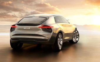 Kia сменит логотип в начале 2021 года