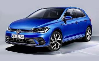 Обновленный Volkswagen Polo рассекретили до премьеры