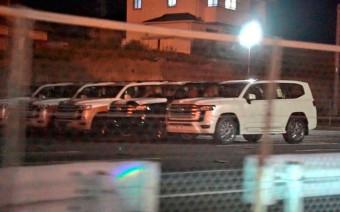 Новый Toyota Land Cruiser 300 впервые сфотографировали без камуфляжа