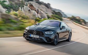 Герой глянца: 3 факта о новом Mercedes-AMG E53