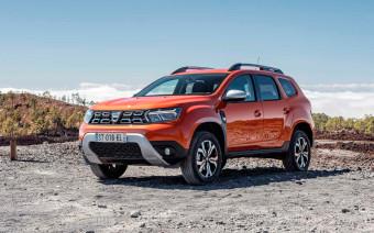 Кроссовер Dacia Duster обновился и получил роботизированную коробку