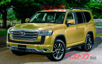 Toyota отложила премьеру внедорожника Land Cruiser 300