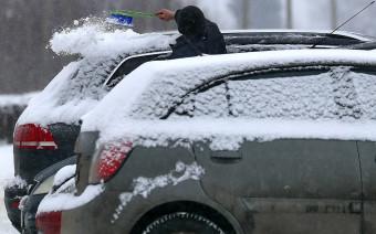 В Москве морозы до -30 градусов. Как подготовить машину