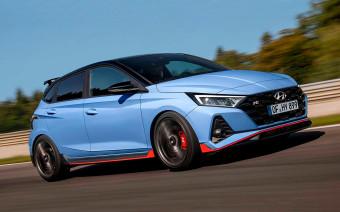 Hyundai рассекретил 200-сильный хэтчбек i20