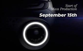 Самый маленький кроссовер Hyundai встанет на конвейер в сентябре