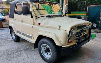В Италии выставили на продажу дизельный УАЗ-469 за 1,8 млн рублей