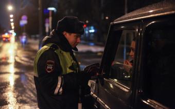 Минюст предложил отнимать у водителей права за систематические нарушения