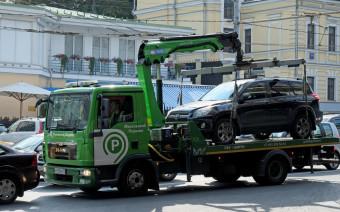 Как в Москве подорожает эвакуация машин. Новые расценки