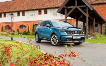 Новый Kia Sorento: подробный тест-драйв и впечатления