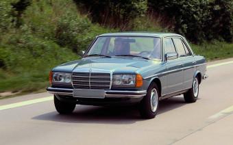 Mercedes из «Березки». Тест-драйв легендарного W123