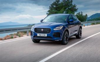 Обновленный Jaguar E-Pace: все подробности и детали