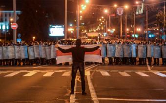 В Минске перестали работать каршеринг и такси