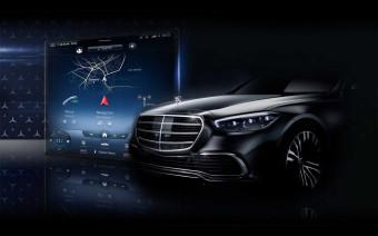 Mercedes рассказал о салоне нового S-Class