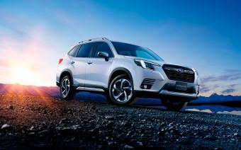 Subaru обновила кроссовер Forester