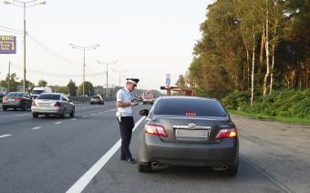 Власти рассказали, что водители нарушают чаще всего. Рейтинг