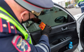 Тонировка— 2021: массовые проверки, аресты и задержания водителей