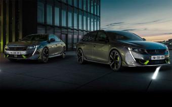 Peugeot представил самые мощные автомобили в своей истории
