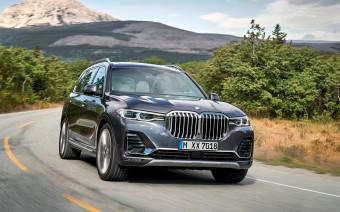 Бывший дизайнер АвтоВАЗа раскритиковал решетки радиатора новых BMW