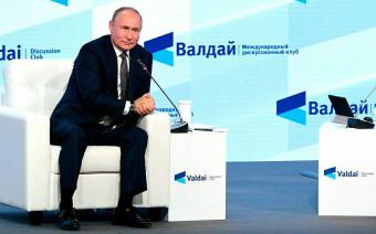 «В Огарево гоняю на них». Путин— о личных впечатлениях от электромобилей