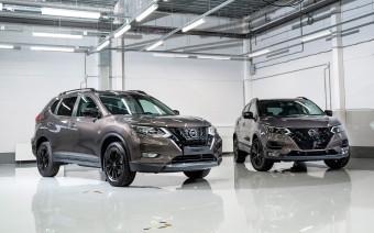 У российских Nissan Qashqai и X-Trail появилась новая версия