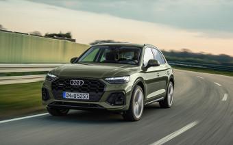 Audi представила обновленный кроссовер Q5