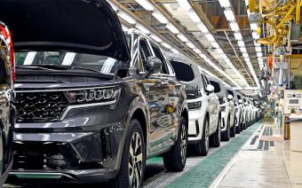 Kia остановила работу двух крупных заводов из-за коронавируса