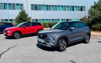 Новая Hyundai Creta для России: первые впечатления