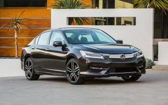 Accord, Camry, Civic, Silverado: что продают на онлайн-аукционах