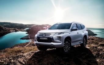 Объявлены цены на обновленный Mitsubishi Pajero Sport